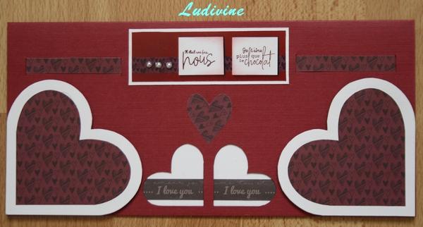 Cartes d'anniversaire ... et Saint Valentin ...-5