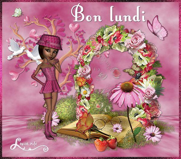 Lundi, cookies, été, fleurs, jardin, quick scrap, rose | Bon lundi, Image  biblique, Lundi