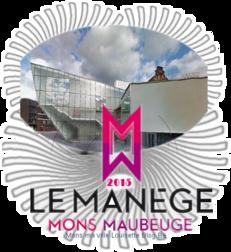 maubeuge, mons,2015,le manége, be