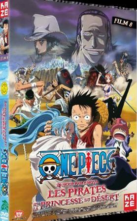One Piece Film 8 en VF et VOSTFR