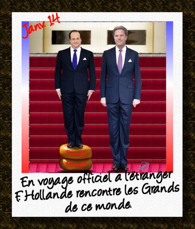 Hollande en Hollande