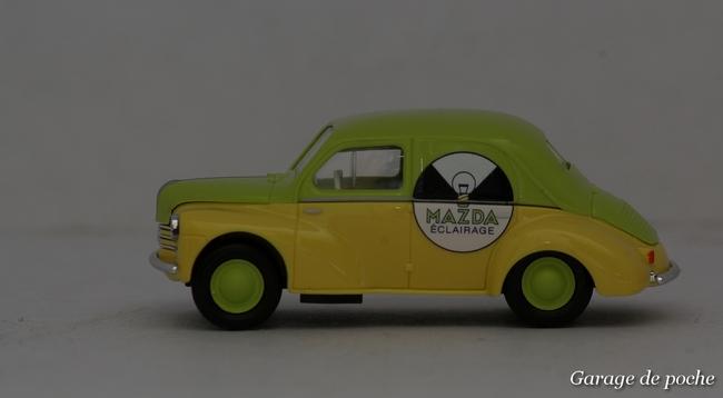 Renault 4cv Mazda