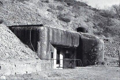 * Etape n° 45 - Début de l'offensive sur l'AUTHION - Journée du 10 Avril 1945