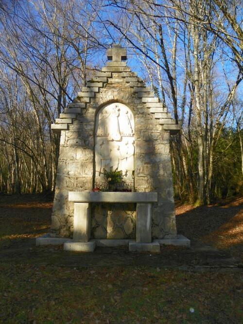 La chapelle de Poirin