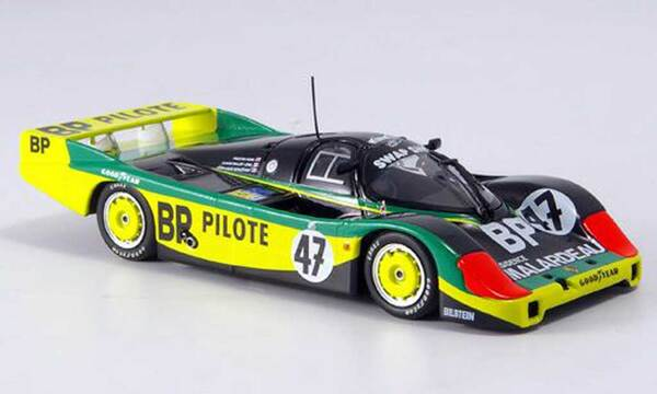 Le Mans 1983 I