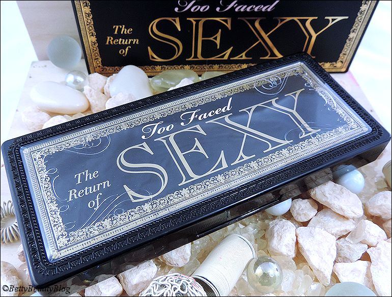 The return of sexy by Too faced