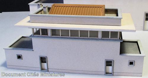 Cités Miniatures - Poste d'aiguillage unifié