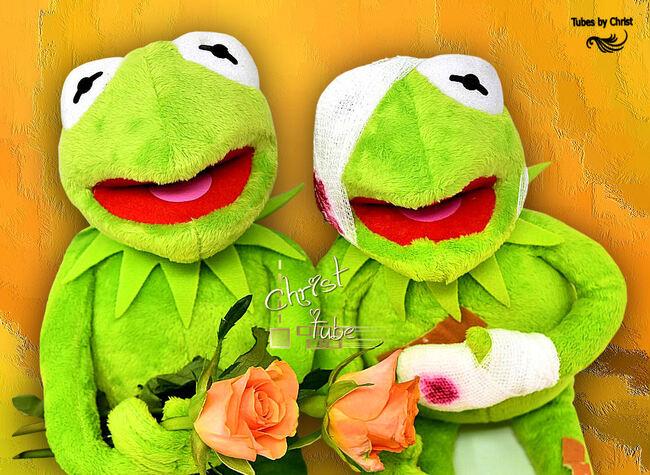 Kermit la réconciliation.