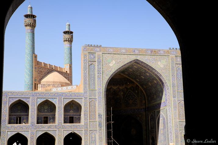 Mosquée du Chah, Ispahan