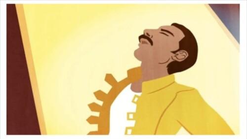Mercury Google doodle 4