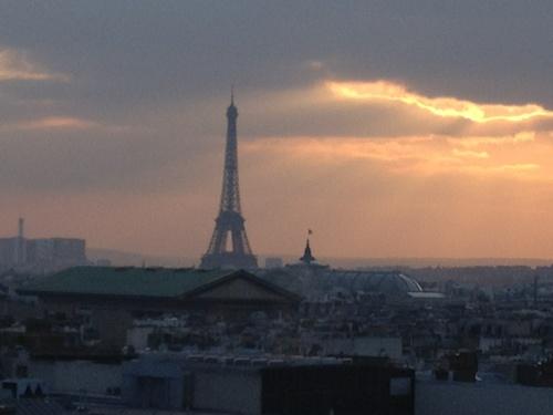 Paris les Galeries Lafayette