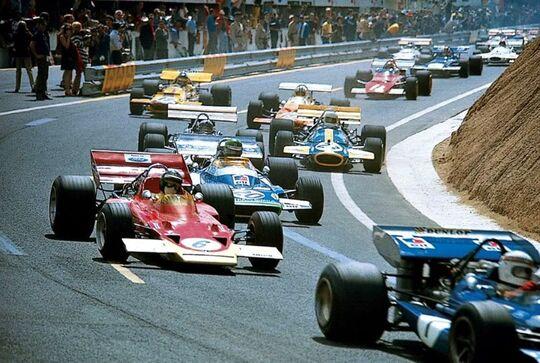 Denny Hulme F1 (1970-