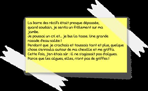 Chair de poule T7 : Baignade interdite - R. L. Stine
