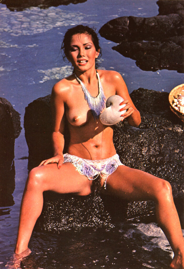 Suzee Pai, Penthouse, January 1981