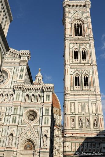 Le Duomo et le Campanile