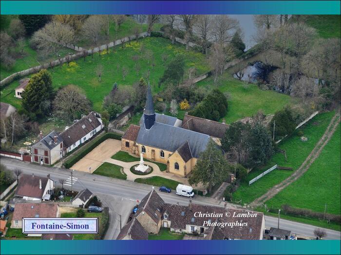 Trois autres villages d'Eure-et-Loir (XII)...