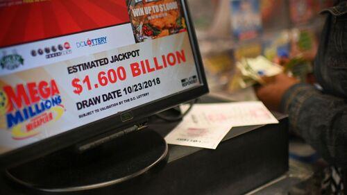 Jackpot record de 1,6 milliard de dollars !