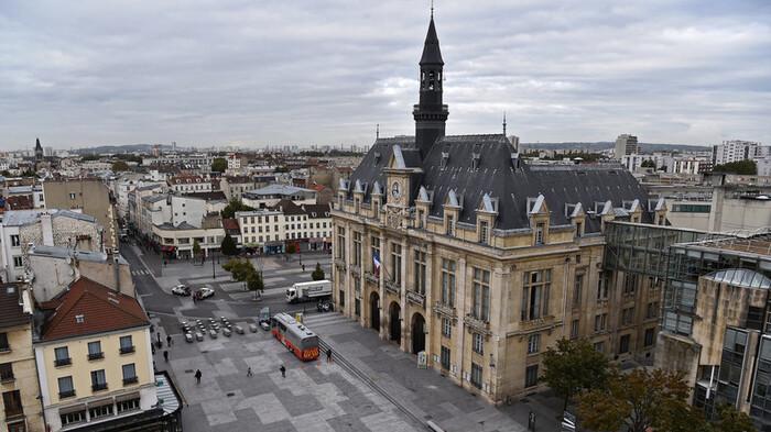 8 mai 1945 :  Saint-Denis commémore  la «répression coloniale» en Algérie