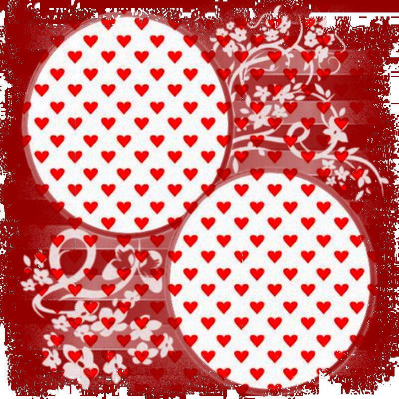 Fonds pour créa.. Scrap  St Valentin