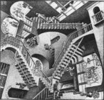 structures à escaliers