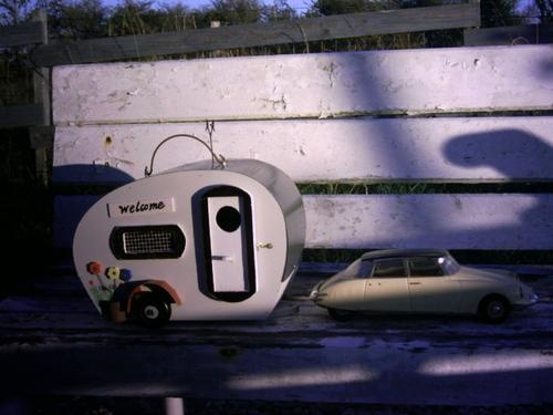 Une histoire de caravane
