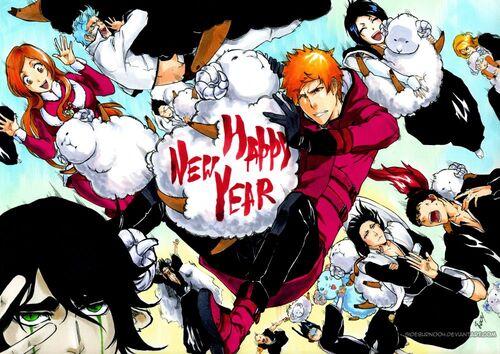 Bonne année ❤️