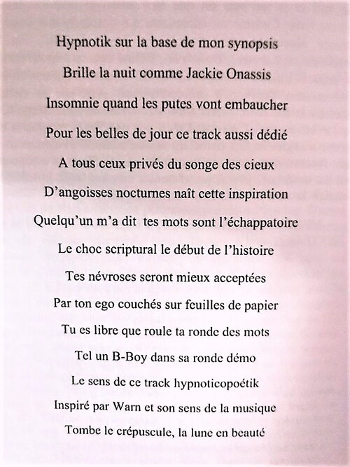 Pascal Bielskis, écrivain et chanteur bordelais