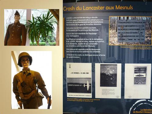 La seconde guerre mondiale à Montfort l'Amaury