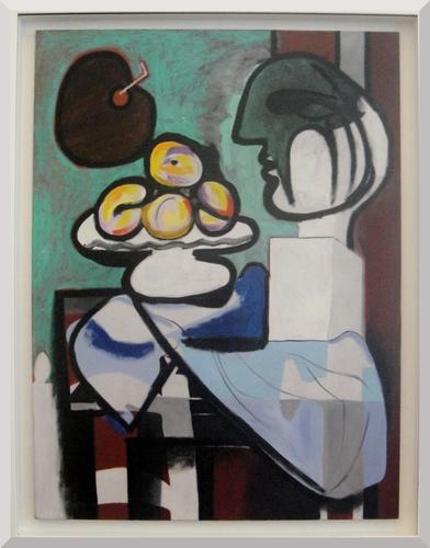 Paris. Musée Picasso. Quelques oeuvres.