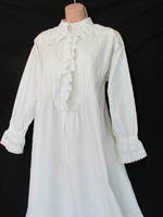 Chemise de nuit Victorienne Laura Ashley