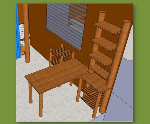 modélisation 3D suite