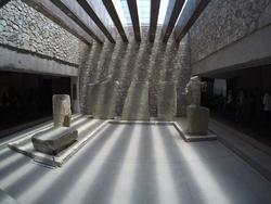 Monte Alban - le musée