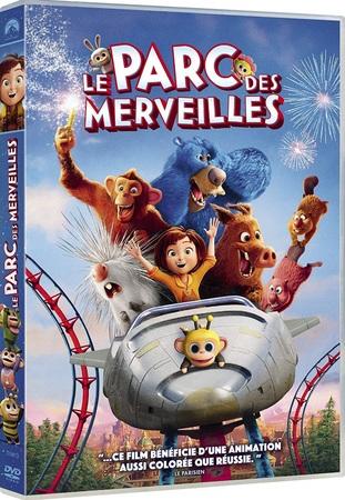 """Le parc des merveilles """"DVD Dessin Animé Cinéma"""""""