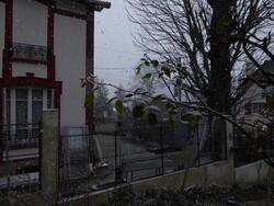 Il a neigé en Île de France les 6 et 7 février 2018