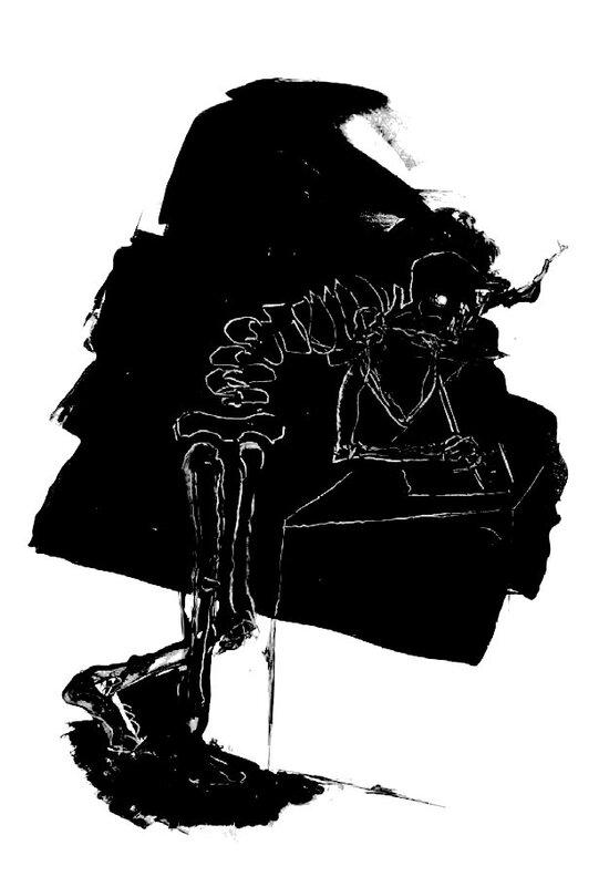 inédit... la mort n'a pas d'histoire  (extrait)