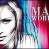 Madonna World Tour 2012 - minisite