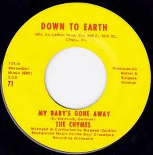 The Chymes : My Baby's Gone Alway