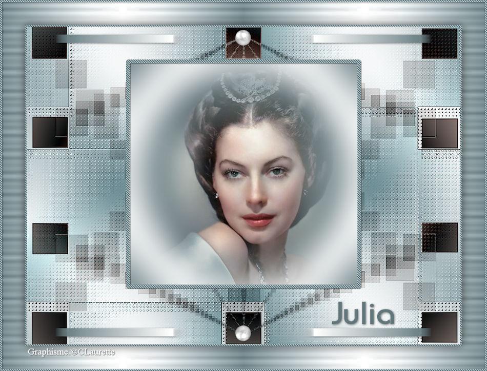 Julia de violette