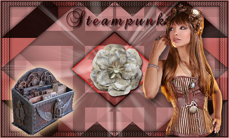 Steampunk de Colybrix  PS
