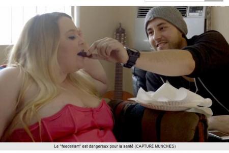 """""""Plus je mange, plus mon petit ami est excité"""""""