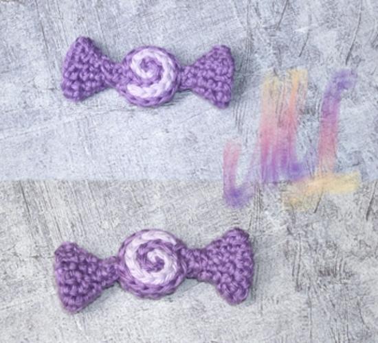 bonbon violet