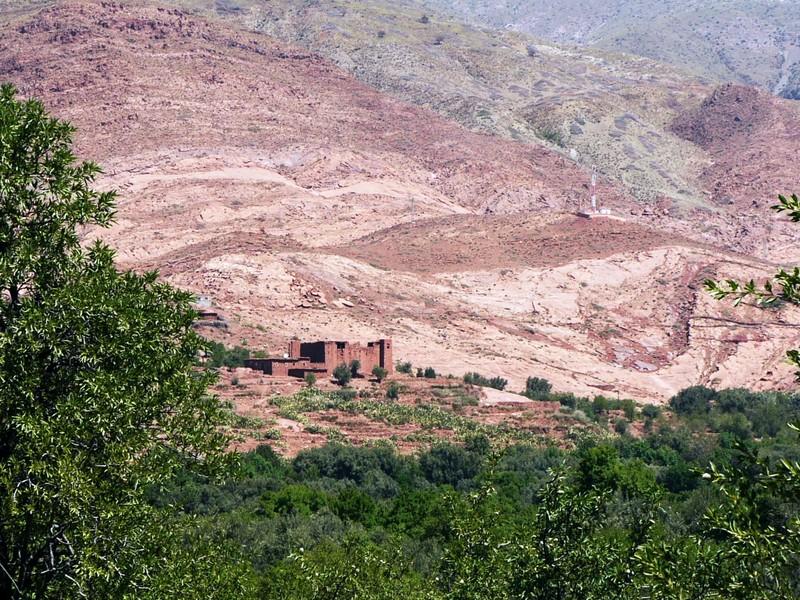 Taroudant-Marrakech par le col de Tizi-n-Test (2)