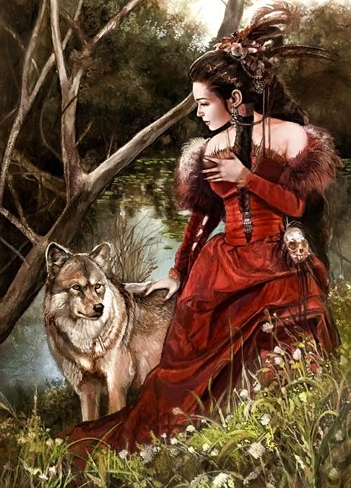 Coeur de Loup.