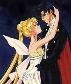 Sailormoon et son Prince^^