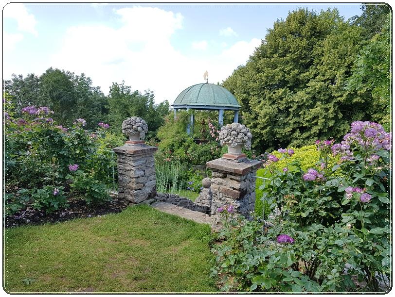 Le jardin du Sidaner à Gerberoy
