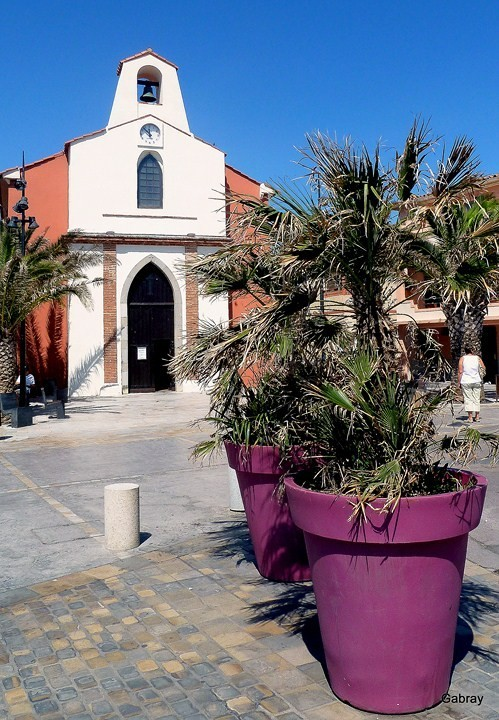 w01 - 2 pots & église