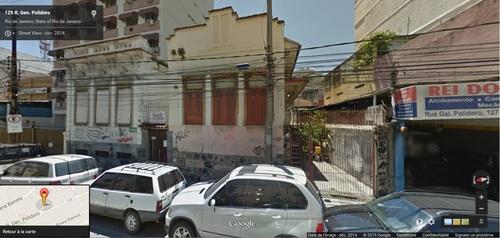 Temple Antoiniste - 123 R. Gen. Polidoro, Rio de Janeiro (Google Streetview)