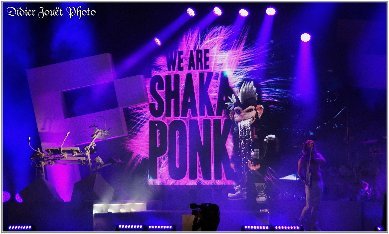 Shaka Ponk / Vieilles Charrues 2014