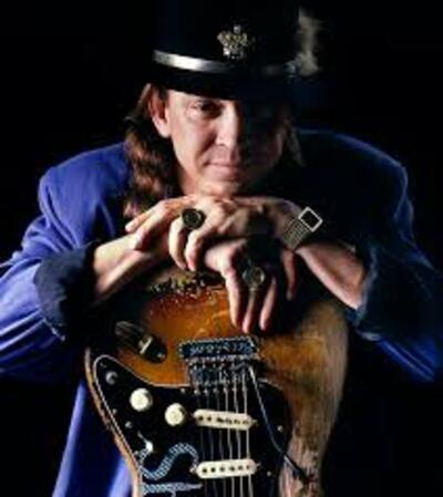 VAUGHAN, Stevie Ray - The Sky is Crying  (Blues)