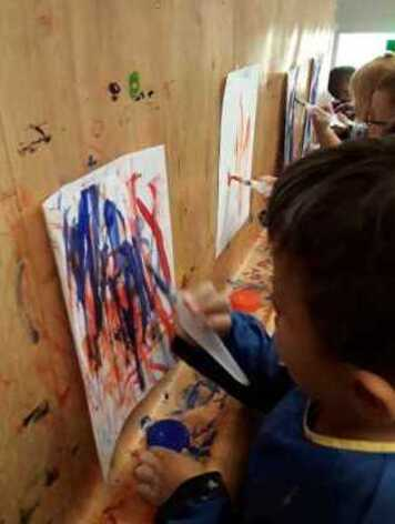 Peinture et constructions
